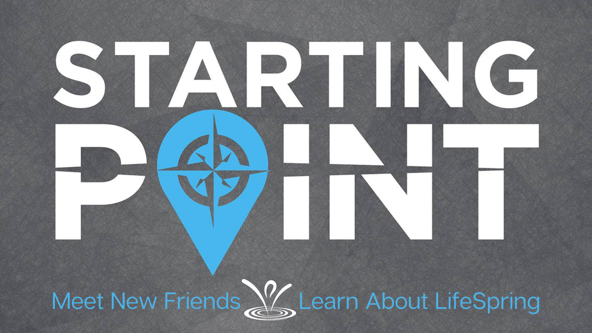 Starting point slide