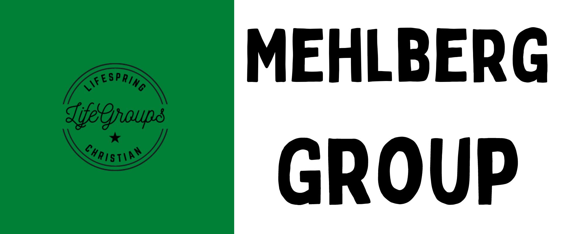 LifeGroup – Mehlberg Group