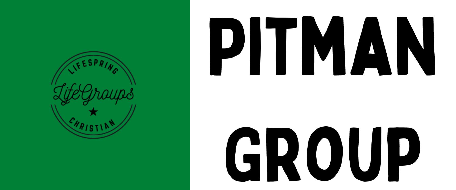 LifeGroup – Pitman Group