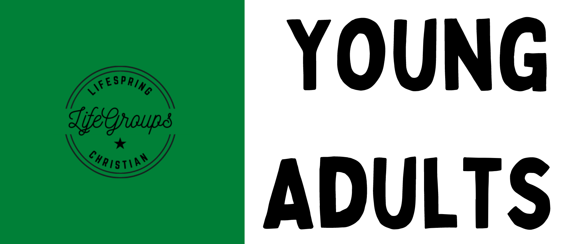 LifeGroup – Young Adults Group