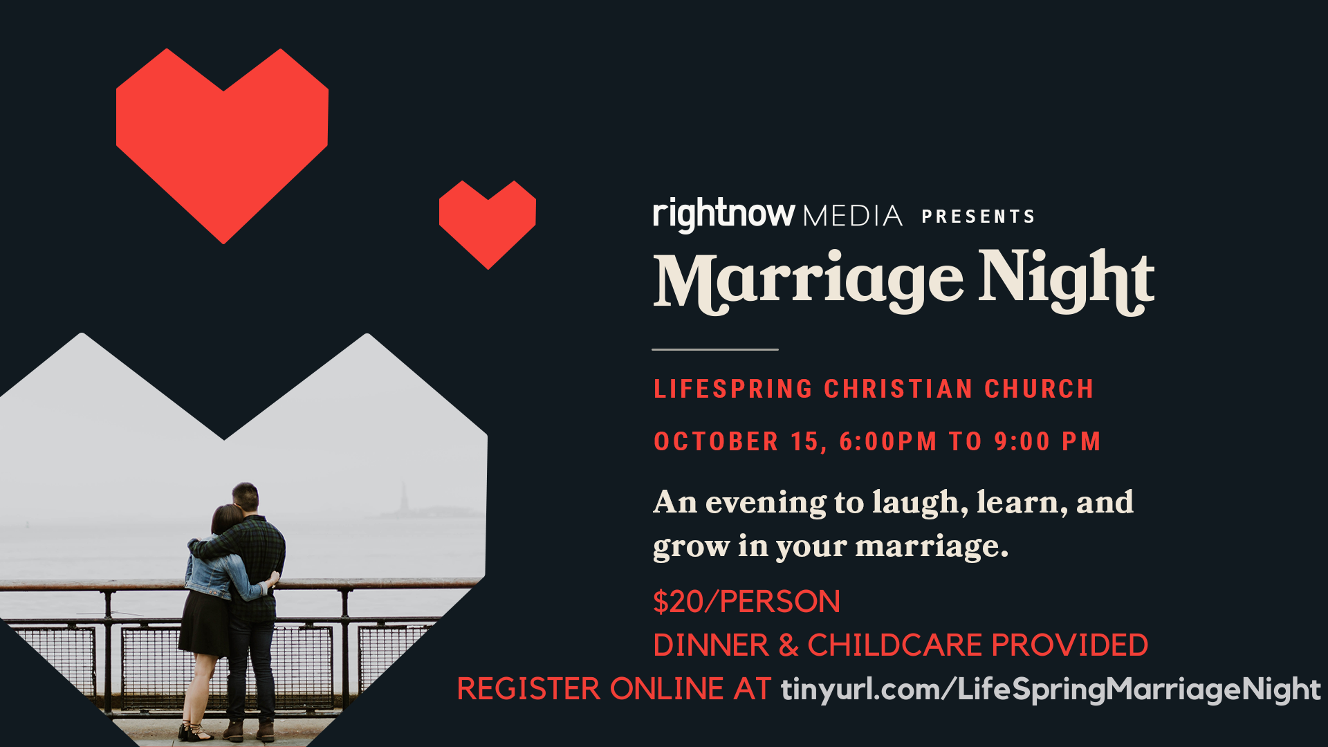 Right Now Media Marriage Night